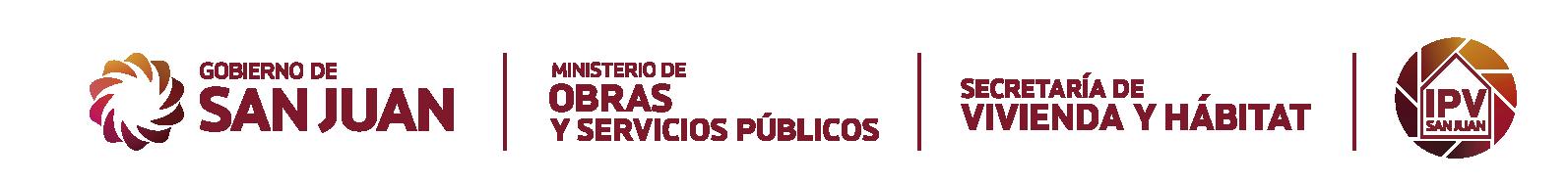 Isologo Gobierno de San Juan